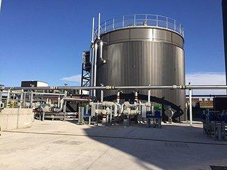 Leada Engineering sludge digestion scheme