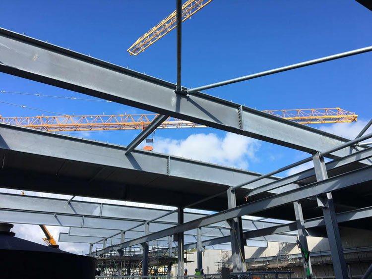 Clarifier Structual Steel