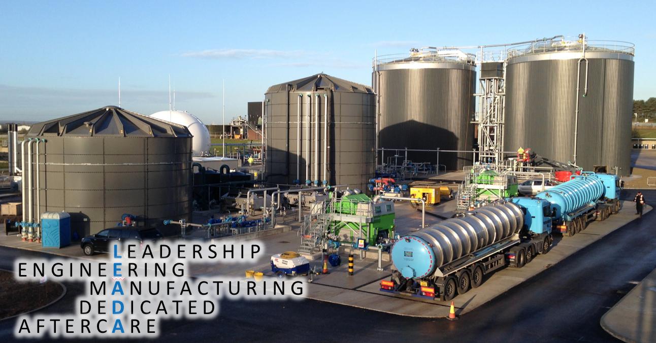Worksop Waste Water Treatment Works